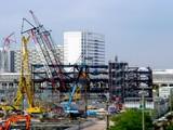 20050605-船橋市浜町2・ザウス跡地再開発・イケア船橋店舗工事-1644-DSC02743
