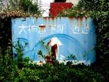 20041010-船橋市浜町2・ららぽーと・大神宮下駅近道看板-DSC09831