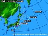 20050825-2300-台風第11号(マーワー)
