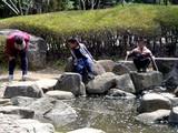 20050416-習志野市・習志野緩衝緑地・香澄公園・ザリガニ取り-1021-DSC08745