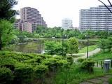 横浜港北ニュータウン・南山田・徳生公園・マンション