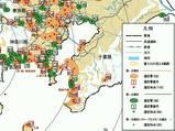 関東の富士見百景・地図