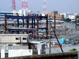 20050601-船橋市浜町2・ザウス跡開発・イケア船橋店・新築工事-0900-DSC02364