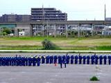 20050529-千葉市美浜区浜田2・空き地での訓練-1045-DSC02114