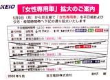 20050602-京王電鉄・女性専用車拡大-1503-DSC02420
