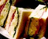ホットクロス・サンドイッチ