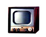 国産初の白黒テレビ受像機・シャープ14型TV3-14T・17万5000円