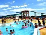 稲毛海浜公園プール・流水プール010