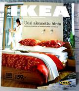 イケアカタログ2006・海外で配布されたもの