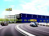 (仮)IKEA鶴浜・パース図010