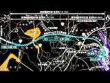成田新高速鉄道線・地図030