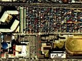 船橋市浜町1丁目・航空写真