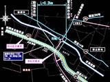 20060801-2010-東京湾岸道路・国道357号若松交差点改良工事