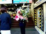 20061210-京成船橋駅・スカイライナー・停車-1201-DSC07311