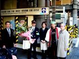 20061210-京成船橋駅・スカイライナー・停車-1202-DSC07321