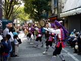 20061028-習志野市谷津4・沖縄伝統舞踊エイサー-1337-DSC08052