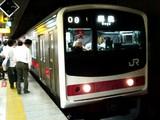 20070628-JR京葉線・JR東京駅・人身事故-2257-DSC00991