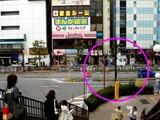 20070422-JR津田沼駅前・スーパー防犯灯-1329-DSC00536