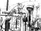 1958年(昭和33年)07月:船橋市・山口通り・七夕まつり-DSC01292U