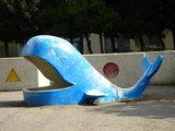20071020-習志野市香澄・くじら公園・ぶらんこ事故-1248-DSC09904