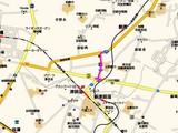 船橋市西前原2・戸田建設・下水道工事ミス・地図032