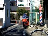 20071230-船橋市本町・郵便局・高校生年賀状配達-1111-DSC02303