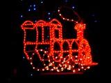 20071221-浦安市舞浜・住宅街・クリスマスイルミネーション・電飾-1945-DSC00285