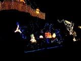 20071221-浦安市舞浜・住宅街・クリスマスイルミネーション・電飾-1945-DSC00288