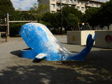 20071020-習志野市香澄・くじら公園・ぶらんこ事故-1245-DSC09875