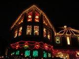 20071221-浦安市舞浜・住宅街・クリスマスイルミネーション・電飾-1931-DSC00248