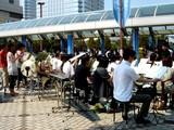 20070922-千葉市・JR海浜幕張駅・千葉吹奏楽団-1129-DSC04945