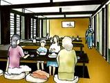 I-linkタウンいちかわ・45F展望ラウンジ・和風料理店060