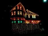 20071221-浦安市舞浜・住宅街・クリスマスイルミネーション・電飾-1927-DSC00250