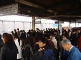 20090402_JR東日本_JR京葉線_強風_電車遅れ_0854_DSC09909