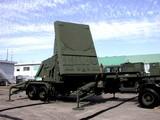 ミサイル防衛システム_ANMPQ-53フェーズドアレイレーダー