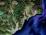 20090326_北朝鮮_テポドン2号_ミサイル基地_衛星写真_252
