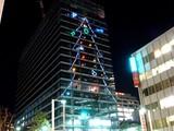 20091222_東京港区_中日ビル_巨大クリスマスツリー_1908_DSC02568