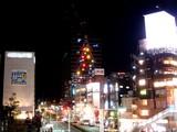 20091221_東京港区_中日ビル_巨大クリスマスツリー_2119_DSC02476