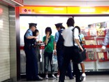 20090821_JR東日本_JR東京駅_夏休み_警察_補導_2329_DSC01017