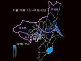 20090924_千葉県_インフルエンザ_千葉県と近郊地域状況_33週_