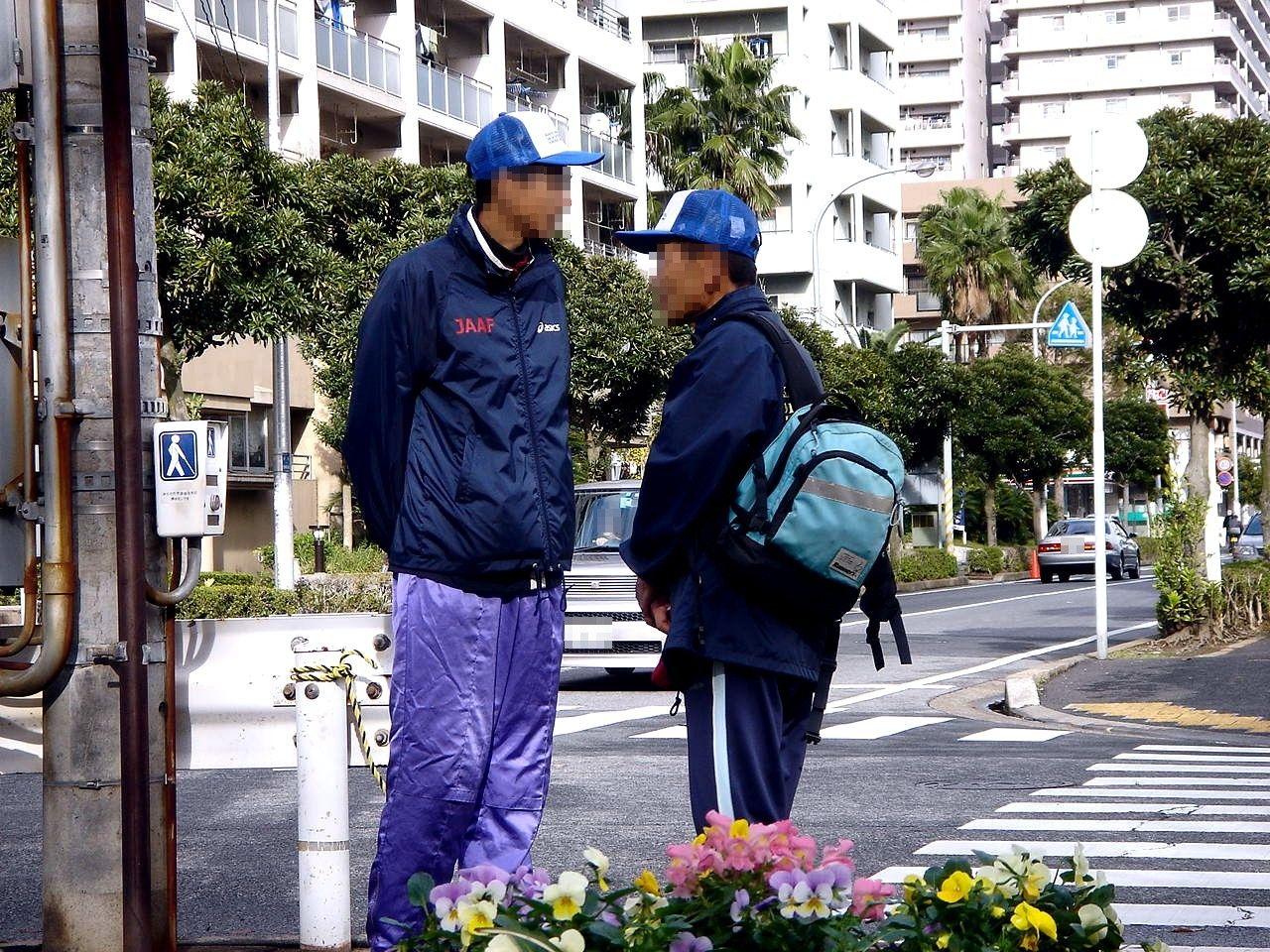 国際千葉駅伝2010@稲毛海浜大通り : ビビット2010Part2