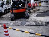 20110317_東日本大震災_浦安_新浦安駅前_液状化_1530_DSC07370