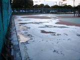 20110312_東日本巨大地震_若松公園テニス_液状化_1658_DSC09079