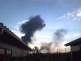 20110311_東日本巨大地震_市原コスモ石油_爆発_255948390T