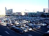 20110102_千葉市_幕張新都心_QVCジャパン新社屋_駐車場_1539_DSC00146