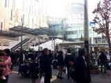 20110311_東日本巨大地震_ららぽーと柏の葉キャンパス_避難_020