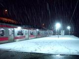 20110214_首都圏_関東地方_JR南船橋駅ホーム_大雪_2215_DSC06259