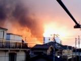 20110311_東日本巨大地震_市原コスモ石油_爆発_256036154T