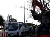 20110317_東日本大震災_浦安_新浦安駅前_液状化_1530_DSC07371