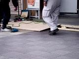 20110316_東日本大震災_若松団地_郵便局_段差工事_1119_DSC06866